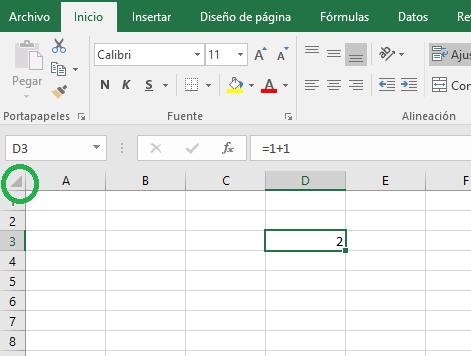 Seleccionar la formulas que deseas convertir a valores